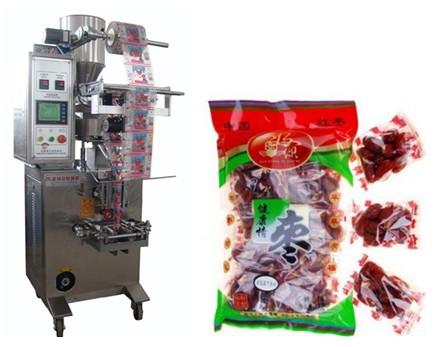 Máy đóng gói snack tự động