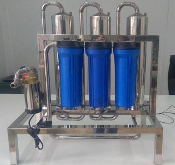 Máy lọc rượu mini 10 - 20 lít/h