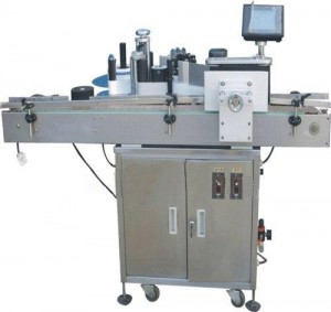 Máy dán nhãn decal chai tròn tự động MT-200